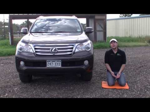 Real Videos: 2013 Lexus GX 460 Premium Midsize SUV