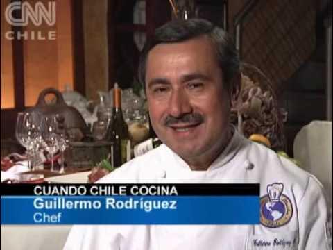 Platos chilenos de Alta Cocina.