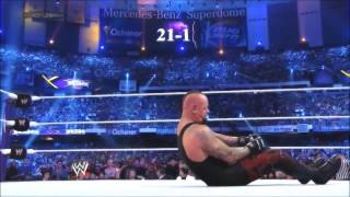 Undertaker Vs Sting The Dream come true wrestlemania 31  Promo