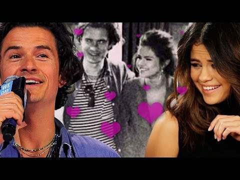 Selena Gomez & Orlando Bloom- Just FRIENDS?