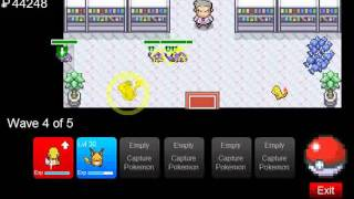 Pokemon Tower Defence Shiny Charmander Mystery Gift Code