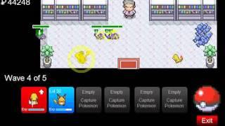 Pokemon Tower Defence Shiny Charmander Mystery Gift Code