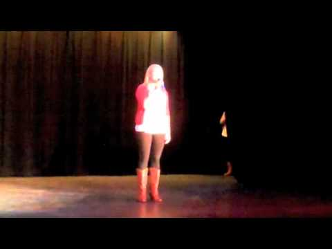 I Loved You Too Much by Drew Gasparini (performed by Kasie Gasparini)