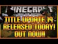 """Minecraft: (Xbox360/XB1) NEW! """"TITLE UPDATE 19"""" OUT NOW HORSES, WITHER NEW! ITEMS & MORE! [TU19]"""