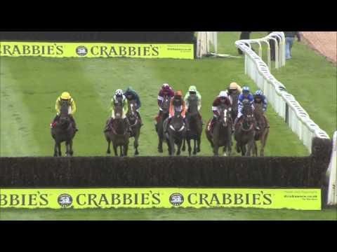 Vidéo de la course PMU MELLING STEEPLE CHASE