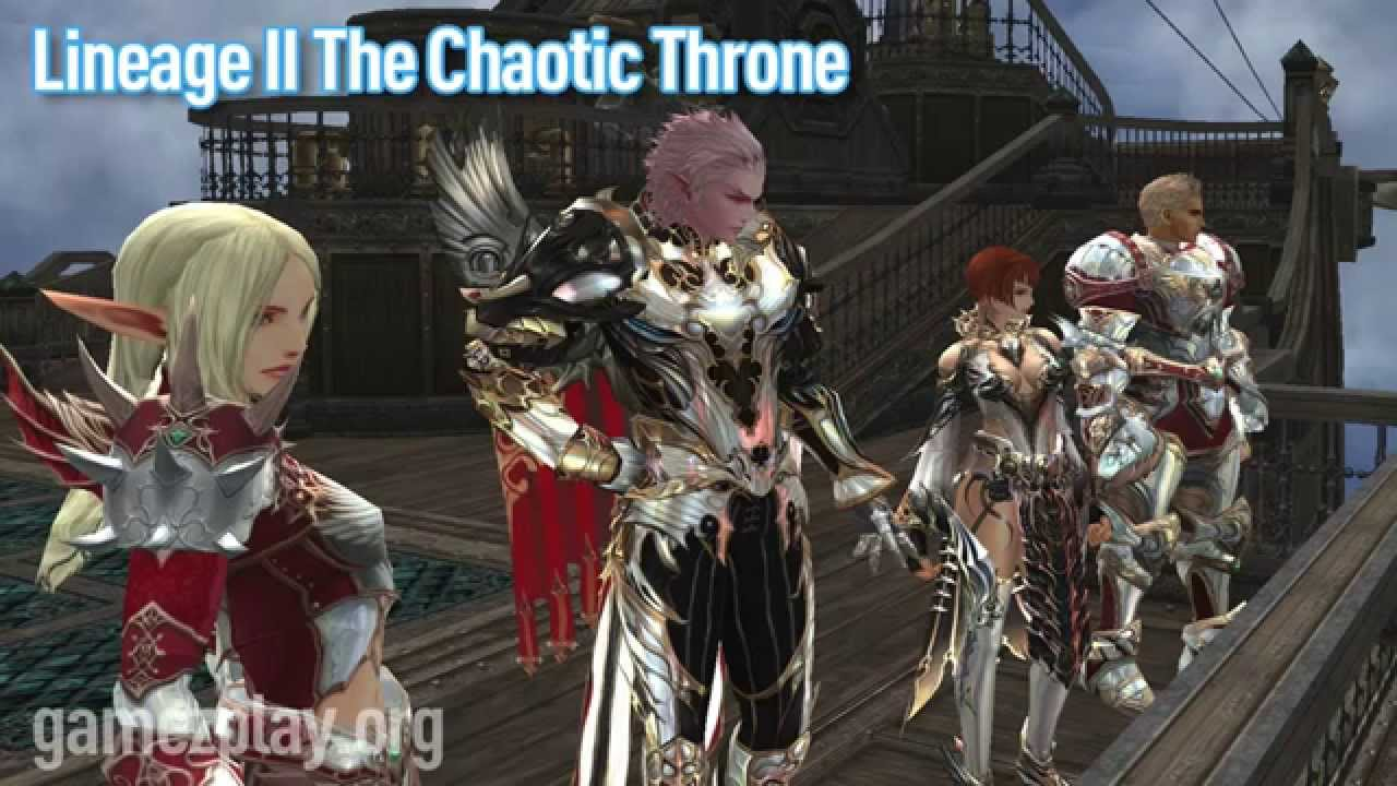 Special unical gatekeeper for lineage 2 gracia final
