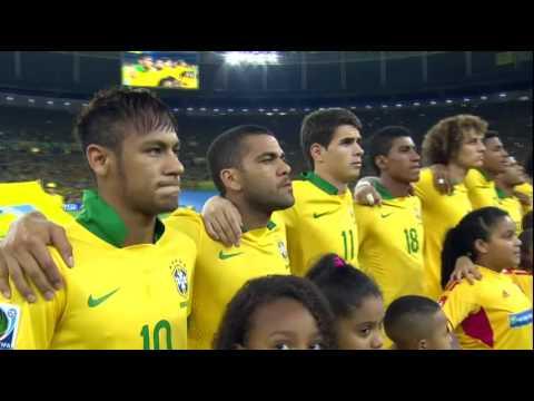 30 07 2013 confederations cup 2013 brazil vs spain final national