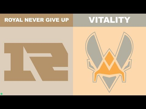 RNG vs VIT - Worlds 2018 Group Stage Day 3 - Royal Never Give Up vs Vitality
