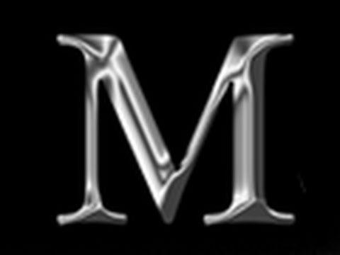 Video aula Photoshop CS5 - Texto Metálico (HD)