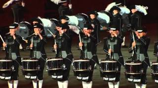 Various - Top Secret Drum Corps