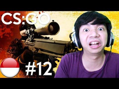 Counter-Strike: Global Offensive #12 | Indonesia PC Steam Gameplay
