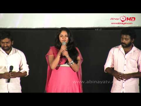 Attakathi Dinesh @ Cuckoo Audio Launch