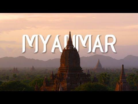 Đất nước con người Myanmar qua video chất lượng 4k (Ultra HD)