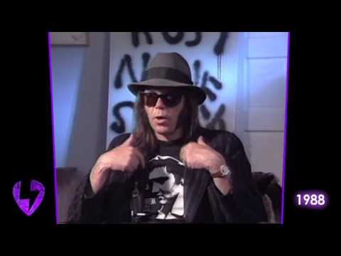 Neil Young: The Raw & Uncut Interview - 1988