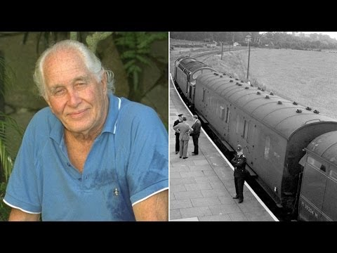 Ronnie Biggs, Great Train Robber, Dies Aged 84