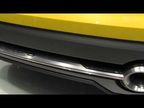 Peking 2014: Audi beeindruckt mit dem Showcar TT offroad concept