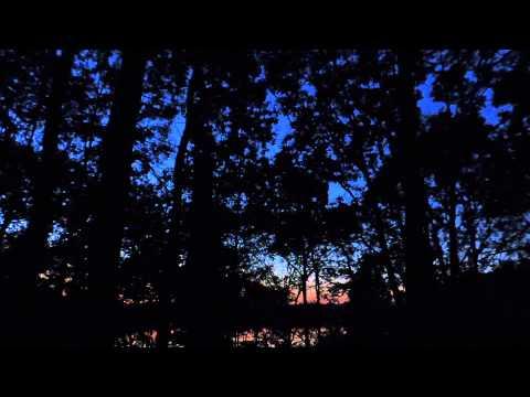 20131001 134 Orlando Bench Fresh Pond Reservation Cambridge Massachusetts Post Sunset