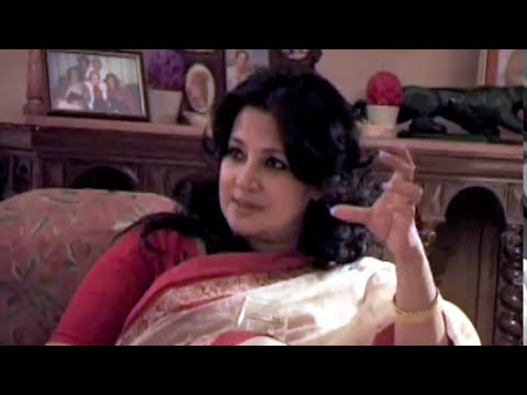 Moonmoon Sen Clip 1 : SECRETS OF MEDIA-ARTIST: Korak Day's Film