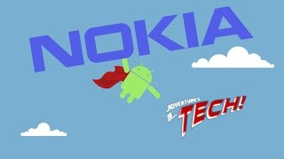Adventures In Tech Could Android Have Saved Nokia?