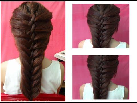 Hairstyles - Tết Tóc Công Chúa Đáng Yêu