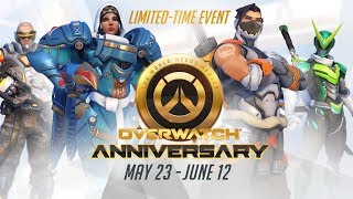 Overwatch - Anniversary Event