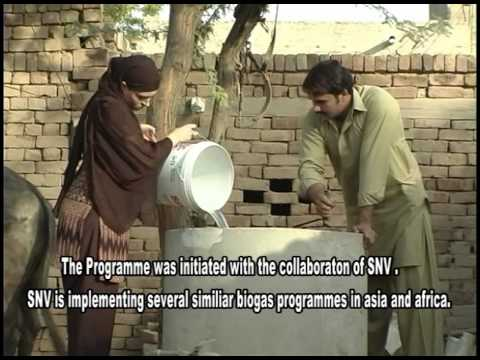 Biogas Documentary by Pakistan Domestic Biogas Programme