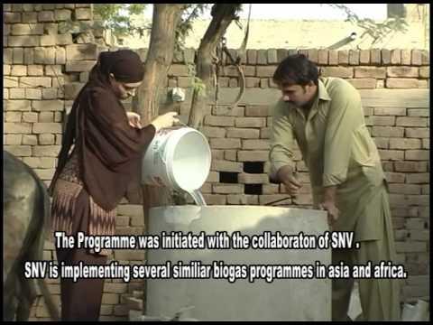 Biogas Documentary by Pakistan Domestic Biogas Programme