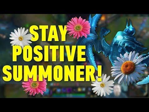 STAY POSITIVE AND OVERCOME YOUR LADDER ANXIETY - Nocturne Jungle Gameplay Guide League of Legends