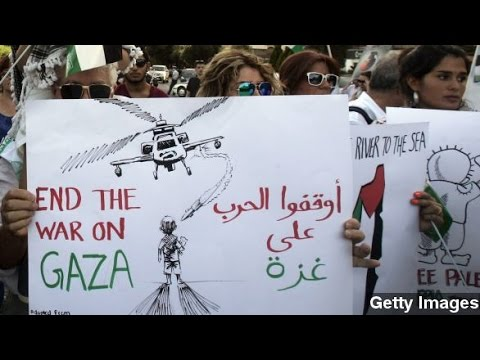 Is Hamas Winning The Gaza PR Battle?