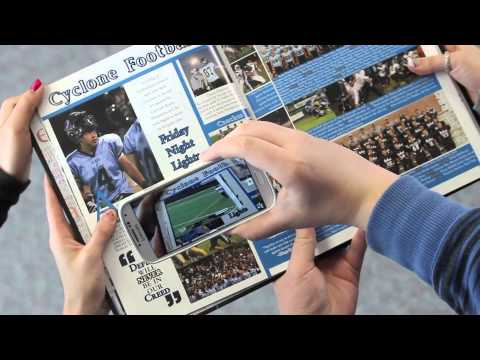 Pueblo West High Yearbook Commercial