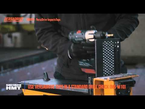 HMT Versadrive Impactatap Set (5 Piece)