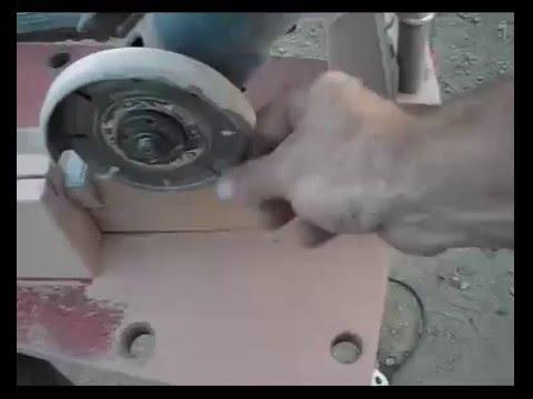 Ladrillos refractarios para horno de leña, cómo colocarlos sin mezcla (1).