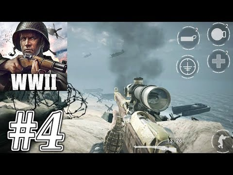 World War Heroes Android Gameplay #4 - Solo Run Death Match Funny Moments