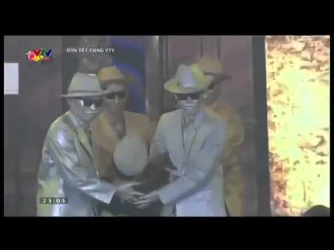 Hài Trấn Thành, Việt Hương, Hoài Linh, Trường Giang mới nhất 2015 -  Đón Tết 2015 VTV