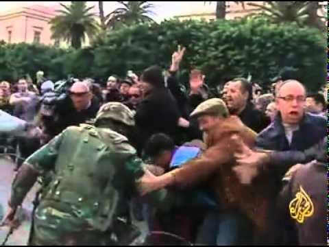 image vidéo الجيش التونسي قدوة للجيش المصري