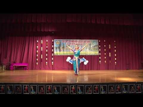 "CAA - 2017 AP Cultural Festival - Oct 14th 2017 - Item-33 ""Akhilandeswari"" Classical Dance"