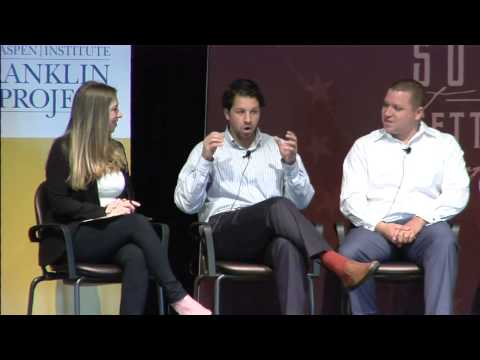 Our Generation, Our Legacy : Remarks by Chelsea Clinton and a panel discussion
