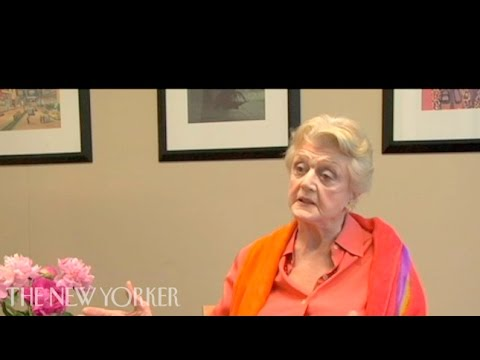 Angela Lansbury interview with John Lahr - Conversations - The New Yorker