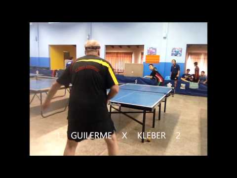 Kleber  Kersting vs Guilherme Gondo II