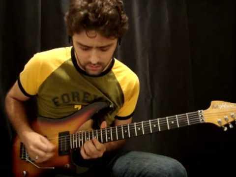 Águas Profundas Instrumental - David Quinlan (performance by Mayco Ernst)