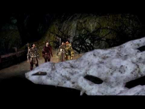 Drago age:Origins-Awakening:трейлер-Королева черной топи