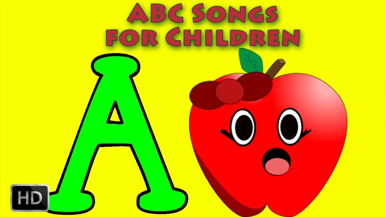 ABC Songs for Children - Alphabet Songs - The ABC Song for ...