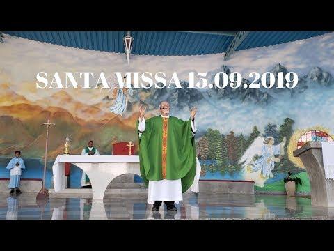 Santa Missa | 15.09.2019 | Padre José Sometti | ANSPAZ