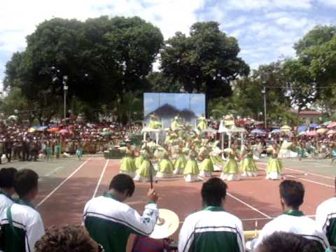 Abra High School - Kawayan Festival 2011 CHAMPION!