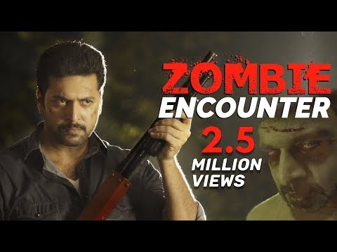 First Ever Zombie Encounter - Miruthan