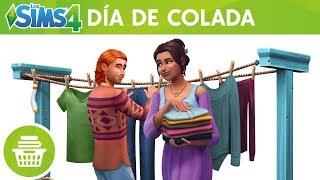Los Sims 4 Día de Colada Pack de Accesorios: tráiler oficial