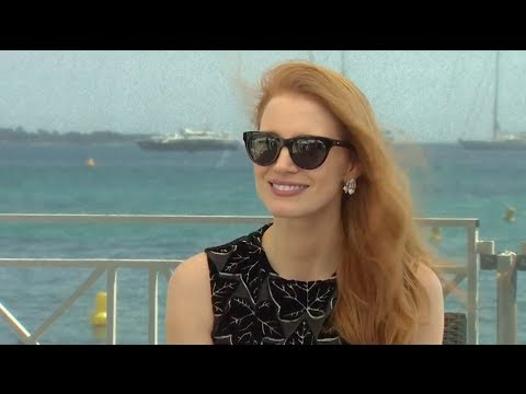 Jessica Chastain on bringing 'Eleanor Rigby' to life and talks 'Interstellar'