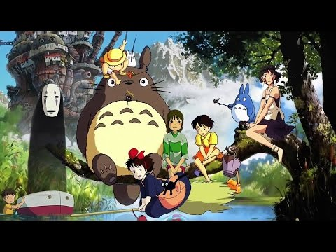 Top 20 phim hoạt hình Nhật Bản nên xem ít nhất một lần trong đời. Phần II
