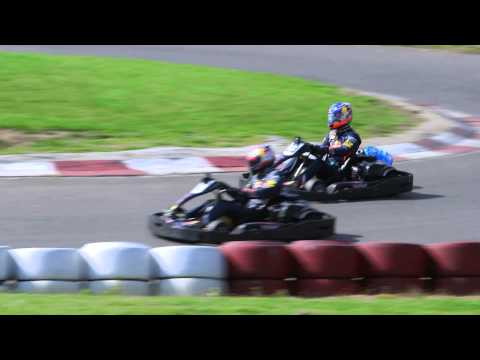 Super Red Bull Karting: The Team vs The Fans. Who was the fastest?