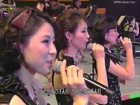 North Korea Life -  BAND MORANBONG